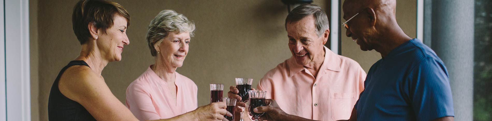 Senior Retirement Amenities