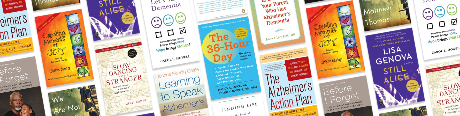 Books to Read about Alzheimer's and Dementia for Caregivers