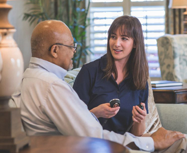 Care Services at Senior Living Communities
