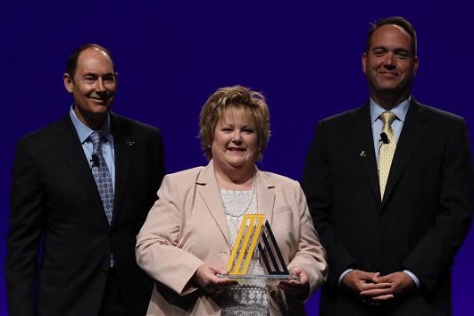HR Team Wins Argentum Best of the Best Award