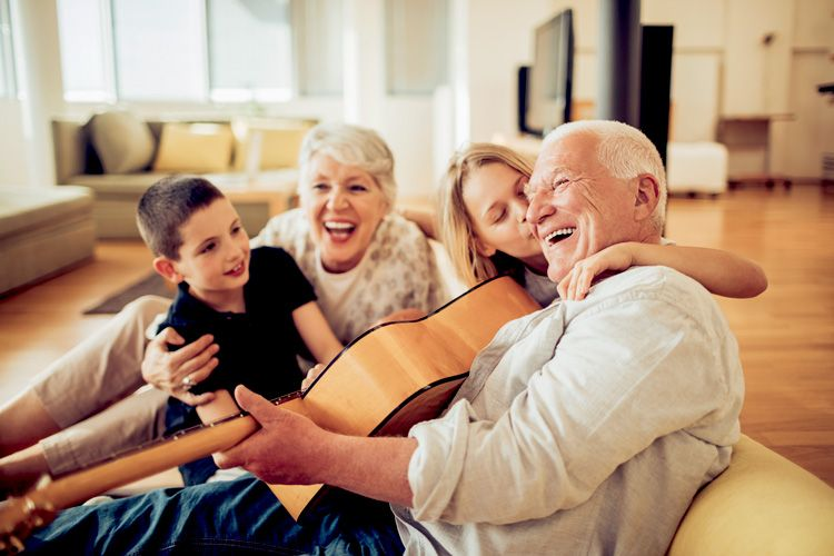 Family First Activities for Every Generation