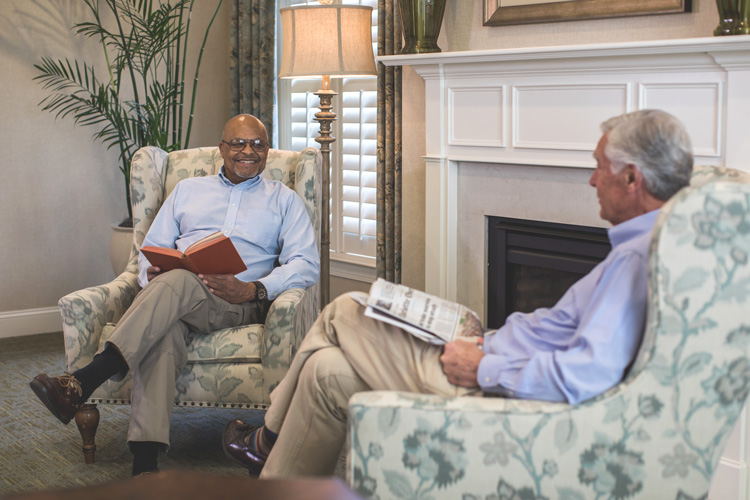 Alleviating the Common Fears of Assisted Living